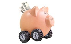 Cash loan button