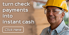 Turn Check Payments into Cash