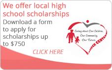 High School Scholarship Program, will open in new window