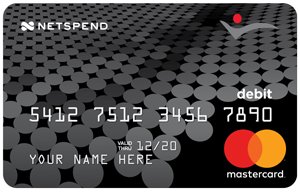 netspend pre paid checkcenter card - Netspend Prepaid Card